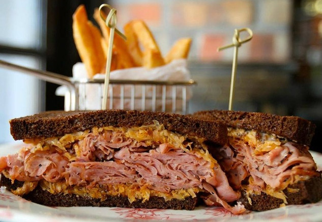 Good Foods at Good Dallas Design District Restaurants