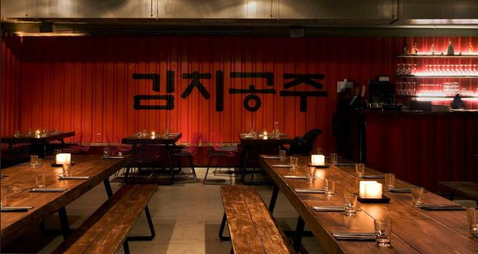 Korean Restaurant Name Ideas