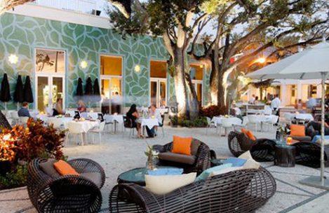 Restaurants Design District Miami
