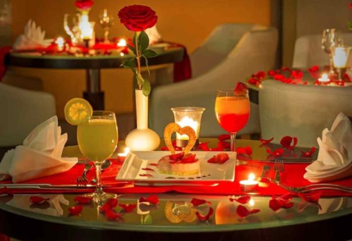 Valentine Decoration Ideas for Restaurants