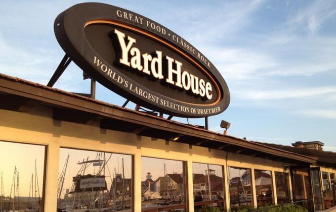Yard House Victoria Gardens