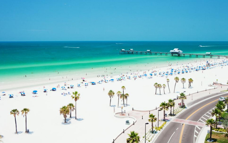 Warmest Beaches in Florida in March to Escape from the Cold Weather