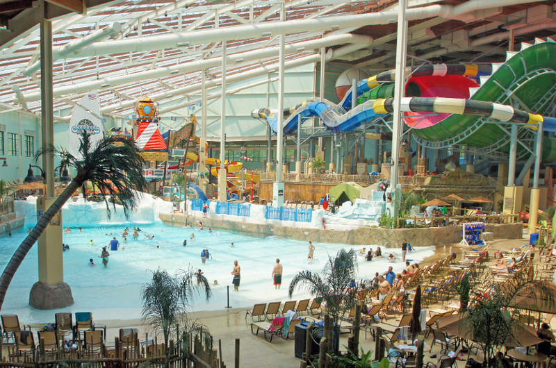 Camelback Lodge & Aquatopia Indoor Waterpark