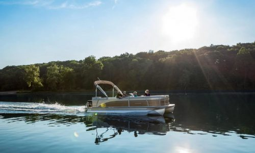 Lake Hartwell Boat Rental
