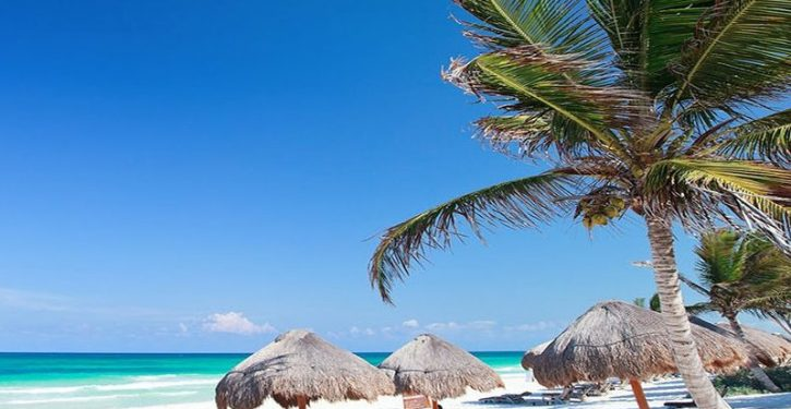 Nicest Beaches in Mexico with Beautiful Scenery and Peaceful Atmosphere