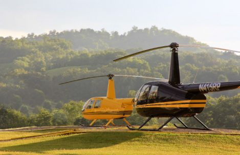 Helicopter Rides Gatlinburg TN, the Best Way to Enjoy the Marvelous Scenery