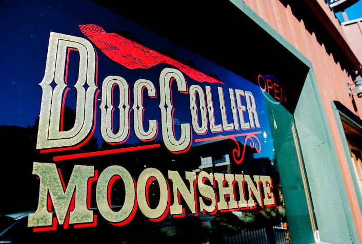 Moonshine Distilleries in Gatlinburg
