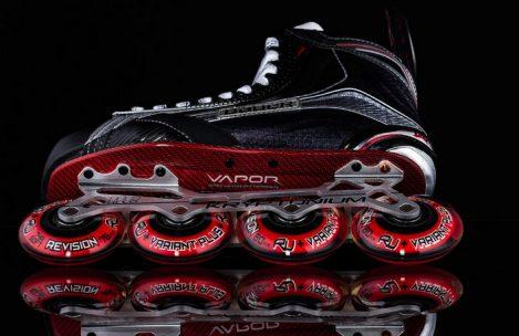 Bauer Vapor Inline Skates Specifications for 2XR Model
